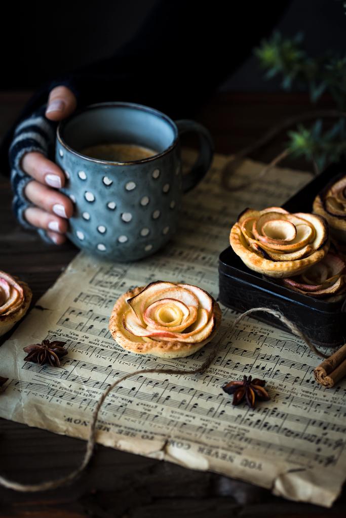 ciasteczka-rozyczki-jablkowe-rose-apple-cookie-cup