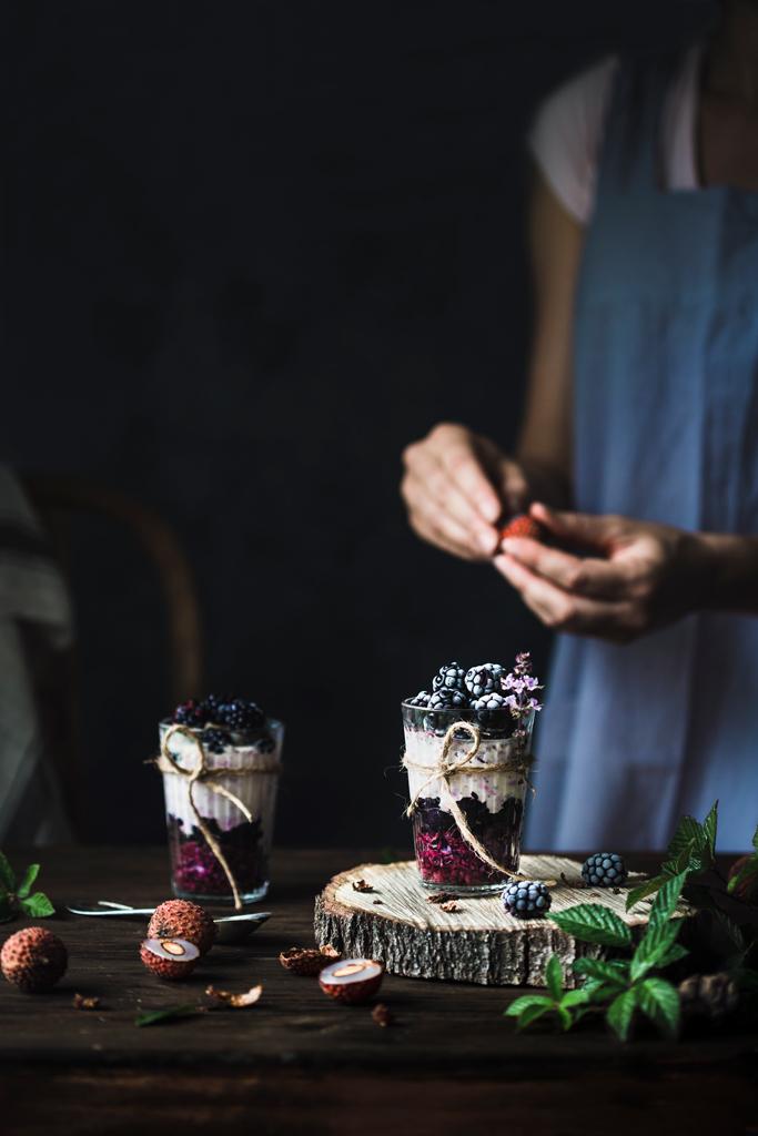 deser-z-liczi-jezyna-lychee-pudding